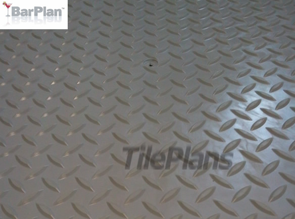 BarPlan Antislip Bar Flooring Tiles